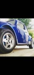 Jogo de rodas e pneus para fusca e derivados