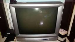 Tv toshiba 29 polegadas com controle