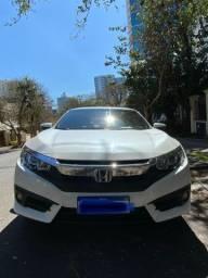 Honda Civic EXL 2.0 Flex 2017 - Branco