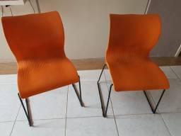 Barbada !Par de cadeiras para escritório!