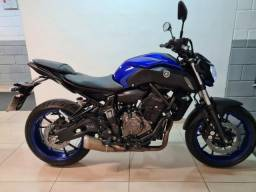 Mt07 Abs Yamaha