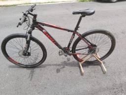 Bike marca swell 27v freio hidraúlico estado de zero atento a configuração