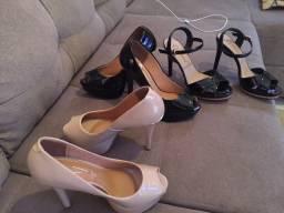 Sapatos sandálias