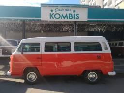 Kombi standart 2003 restaurada