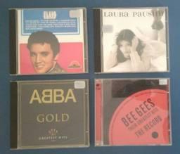 CDs Internacionais - 10,00 Cada - Menor preço