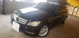 Mercedes-Benz Classe C C-180 CGI CLASSIC 1.8 16V 156CV AUT 2012 GASOLINA