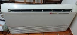 Ar condicionado LG 18000 BTUs, sem controle, pra vender rápido