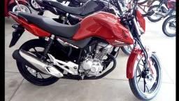 Alugo moto fan 160 ano 2018