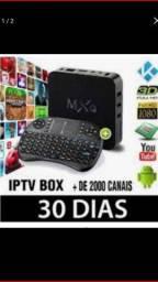 Box Android , smartv LG , Samsung e tcl , celular e p
