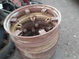 Rodas de pneus finos