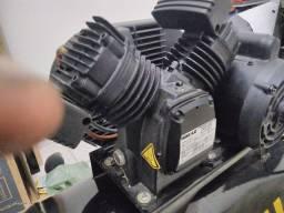 Vendo compressor schulz 10 pés possui manual e nota fiscal quero 1500 avista