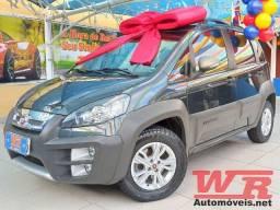 Fiat Ideal Adventure 1.8 Flex Automática, Baixo KM