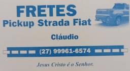 Faço frete em São Mateus e Guriri 50 reais