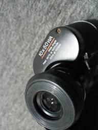 Binóculo 10x50 usado marca vivitar