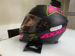 Capacete AXXIS EAGLE MG16 MARIANNY