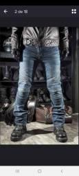 Calça de proteção p moto