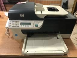 Impressora com fax e copiafora marca HP