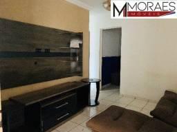 Apartamento 2 dormitórios, mobiliado