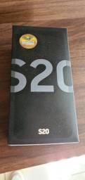 S20 128GB Novo, Usado 10 dias, Garantia de 1 ano conforme NF