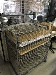 Secador metalico