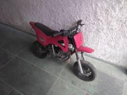 Mini moto .