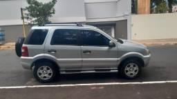 Eco Sport Prata 2004/2005 1.6 XLT em bom estado de conservação