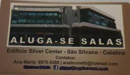 Sala Comercial enfrente ao BB d São Silvano