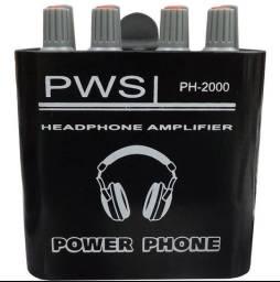 Amplificador de fone