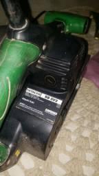 Lixadeira de cinta hitachi