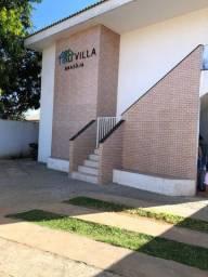 Alugo apartamento térreo com mobília planejada, no Araguari, Cidade Ocidental