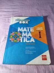 Livro -SerProtagonista - Matemática VOL I e II-Ensino Médio