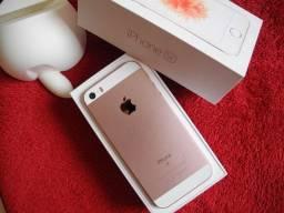 Iphone SE Ouro Rosa,32GB,NA Caixa Pra sair hoje Baratooo