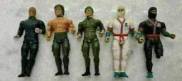 Bonecos Coleção Rambo