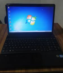 Notebook Sony Vaio Core i5 , 8 GB memória, HD 500 GB