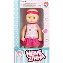 Boneca Nenezinha - Estrela