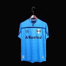 Camisas Grêmio e Inter