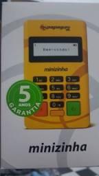 Máquina de cartão minizinha a pronta entrega