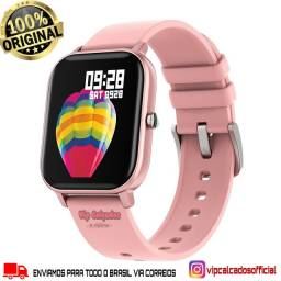 [ORIGINAL] Smartwatch P8 rosa