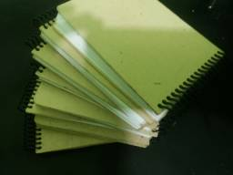 Caderninho artesanal