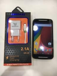 Motorola G2 16gb com Tv Digital Carregador e Película