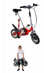 Bike eletrica dobravel Zeta