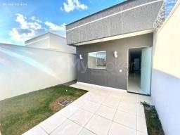 Casa para Venda em Goiânia, Residencial Itaipu I, 2 dormitórios, 1 suíte, 2 banheiros, 2 v