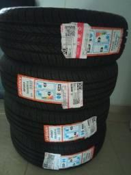 Título do anúncio: 4 pneus novos aro 14 185/60/14