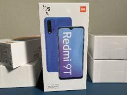 Xiaomi Redmi 9T 128GB 6gb RAM 6000MAH Cinza Novo Lacrado