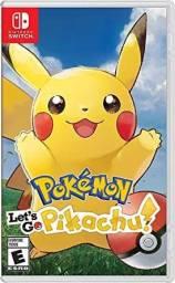 Pokémon lets'go Pikachu