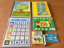 Título do anúncio: Materiais para Alfabetização - Autismo