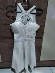 Vestido de bojo