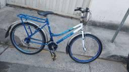 Bicicleta caloi aro26