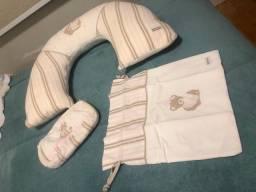 Título do anúncio: Almofada maternidade  saquinho para roupas  e necesser
