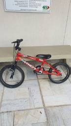Bicicleta infantil athor aro 16